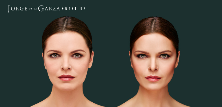 Consejos para convertirte en una experta del contouring de la mano de Jorge de la Garza Make Up