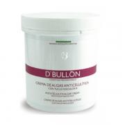 CREMA DE ALGAS ANTICELULITICA Con Fucus Vesiculous 500 ml. D'BULLON®