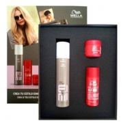 Comprar PACK STAY STYLED -LACA STAY STYLED 75ML REGALO CHAMPU BRILLIANCE 50ML Y MASCARILLA 25ML- WELLA