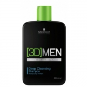 Comprar CHAMPÚ ANTI GRASA 3D MEN 250ML SCHWARZKOPF