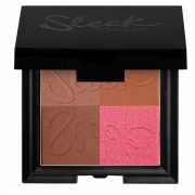 Bronceador 4 tonos Bronze Block Dark SLEEK MAKEUP