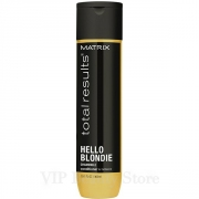 Comprar HELLO BLONDIE Acondicionador Cabellos Rubios -300 ml- TOTAL RESULTS MATRIX