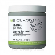 Comprar MATRIX BIOLAGE RAW MASCARILLA RE-BODIFY 400 ML