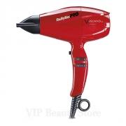 SECADOR VULCANO IONIC. COMPACTO ROJO 2200W BAB6180IRE BABYLISS PRO