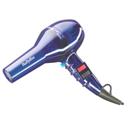 Comprar Secador Midnight Blue Magic 1400W. Azul Transparente. BABA6445NE. BaByliss Pro