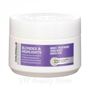 DUALSENSES BLONDES & HIGHLIGHTS 60 Sec Treatment 200 ml. GOLDWELL