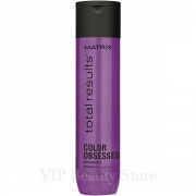 Comprar COLOR OBSESSED Champú Color -300 ml- TOTAL RESULT MATRIX
