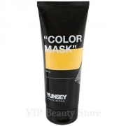 COLOR REFRESH MASK GOLD -DORADO- 200ML. YUNSEY