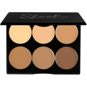 Comprar PALETA CONTORNO EN CREMA - 6 TONALIDADES - SLEEK MAKE UP