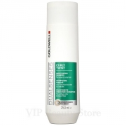 DUALSENSES CURLY TWIST Moisturizing Shampoo 250 ml. GOLDWELL