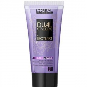 Comprar SLEEK & SWING -DÚO CREMA GEL PARA CABELLO REBELDE- 150ML LOREAL