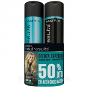Comprar DÚO VOLUMEN HIGH AMPLIFY Champú 300ml y Acondicionador 300ml TOTAL RESULTS MATRIX