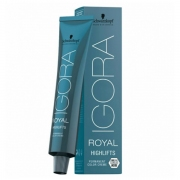 TINTE PERMANENTE DE ACLARACÓN -IGORA ROYAL HIGHLIFTS- 60ML SCHWARZKOPF