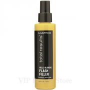 Comprar HELLO BLONDIE FLASH FILLER  Spray Brillo -125 ml-  TOTAL RESULTS MATRIX.