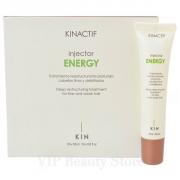 KINACTIF ENERGY -Injector 24x18 ml - Reestructurante Profundo. KIN CONSMETIC