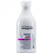 Comprar CHAMPÚ INSTANT CLEAR NUTRITIVE -ANTI-CASPA CABELLOS SECOS/COLOREADOS- 250ML LOREAL