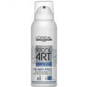 Comprar COMPRESSED FIX ANTI-FRIZZ -SPRAY FIJADOC FUERTE ANTI-ENCRESPAMIENTO- 125ML LOREAL