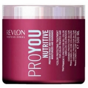 Comprar PRO YOU NUTRITIVE TREATMENT - MASCARILLA NUTRITIVA CABELLO SECO 500ML - REVLON