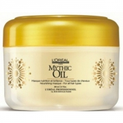 Comprar MASCARILLA MYTHIC OIL -NUTRICIÓN Y BRILLO- 200ML LOREAL