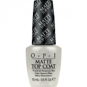 Comprar MATTE TOP COAT -ESMALTE DE BRILLO EFECTO MATE- 15ML OPI