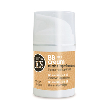 BB CREAM  SPF 15 Elimina Imperfecciones, Ilumina y Unifica 50 ml. D´BULLON®