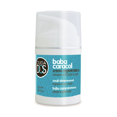 BABA CARACOL Crema Regeneradora Renueva e Hidrata la Piel 50 ml. D´BULLON®