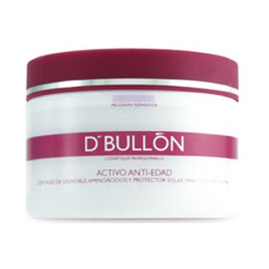 ACTIVO ANTI-EDAD con nuez de Grenoble,aminoácidos,p-solar,todo tipo piel 200 ml