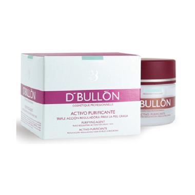 MASCARILLA FACIAL PURIFICANTE calma,refresca,descongestiona la piel grasa 50 ml