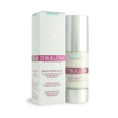 SERUM PURIFICANTE concentrado de activos reguladores para la piel grasa 30 ml