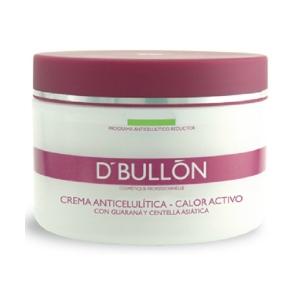 GEL ANTICELULITICO - FRIO ACTIVO con Té Verde y Centella Asiática 200 ml. D´BULLON®