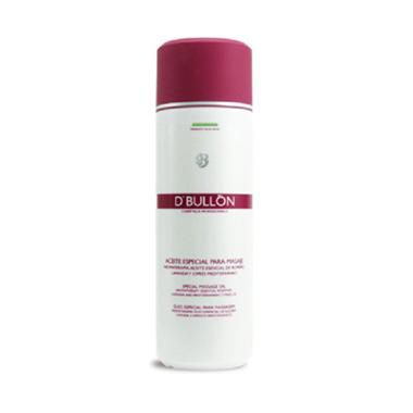 ACEITE ESPECIAL PARA MASAJE aromaterapia: aceite esencial de romero, 500 ml.