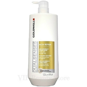 DUALSENSES RICH REPAIR Anti Breakage Conditioner 1.5 l. GOLDWELL