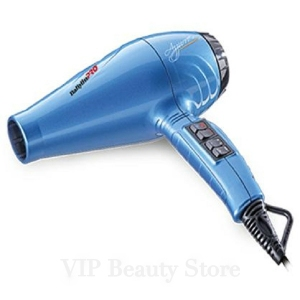 SECADOR AZUL IONIC 2100W 130 KM. H. BAB6350IBLE BABYLISS PRO
