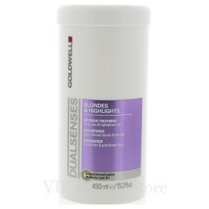 DUALSENSES BLONDES & HIGHLIGHTS Intensive Treatment 450 ml. GOLDWELL