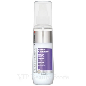 DUALSENSES BLONDES & HIGHLIGHTS Serum Spray 150 ml. GOLDWELL