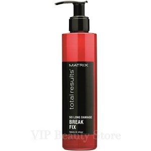 SO LONG DAMAGE  Break Fix Elixir Loción Reparadora -200 ml- TOTAL RESULTS MATRIX