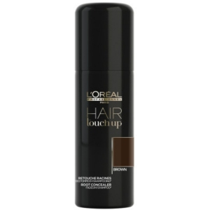 HAIR TOUCH BROWN -SPRAY CUBRE CANAS MARRÓN- 75ML LOREAL