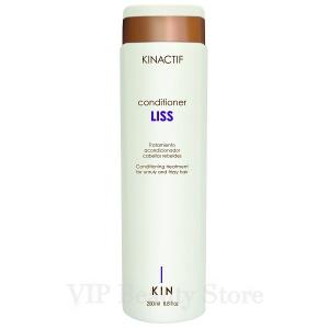 KINACTIF LISS -Conditioner 200 ml- Acondicionador Cabellos Rebeldes. KIN COSMETICS