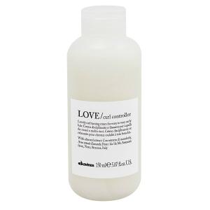 LOVE CURL / CONTROLLER -Crema Disciplinante Cabello Rizado 150 ml- ESSENTIAL DAVINES