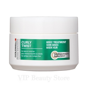 DUALSENSES CURLY TWIST 60 Sec Treatment 200 ml. GOLDWELL