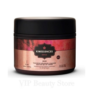 KINESSENCES DETOX Mascarilla  200 ml. KIN COSMETICS