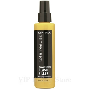 HELLO BLONDIE FLASH FILLER  Spray Brillo -125 ml-  TOTAL RESULTS MATRIX.