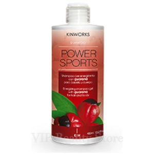 KINWORKS  CHAMPÚ Power Spots 400 ml. KIN COSMETICS