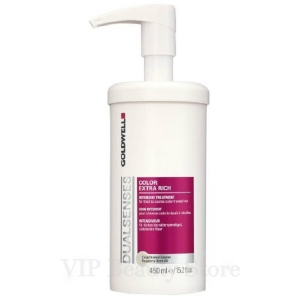 DUALSENSES COLOR EXTRA RICH  Intensive Treatment 450 ml. GOLDWELL