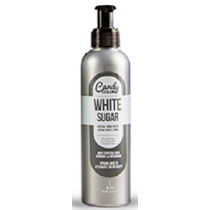 BASE NEUTRA PARA COLORACIÓN CANDY COLORS -WHITE SUGAR- 200ML. KIN COSMETICS