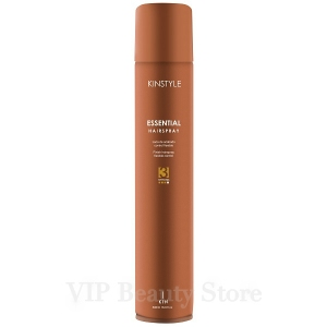 KINSTYLE Essential Hairspray 500 ml. KIN COSMETICS