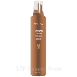 KINSTYLE  Extreme  Mousse 300 ml. KIN COSMETICS