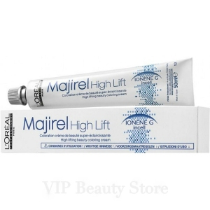 Tinte  Majirel High Lift Nº HL Ash* (B6) Ceniza Intenso50 ml. L'oreal Professionnel
