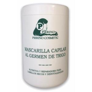 MASCARILLA CAPILAR AL GERMEN DE TRIGO 1000ML. PIERINO COSMETICS