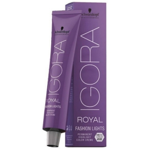 TINTE PERMANENTE MECHAS -IGORA ROYAL FASHION LIGHTS- 60ML SCHWARZKOPF